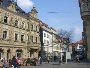 Seminarraum Standort Erfurt