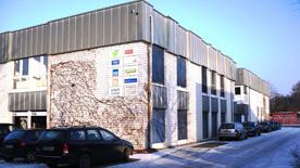 Seminarraum Gebäude Paderborn