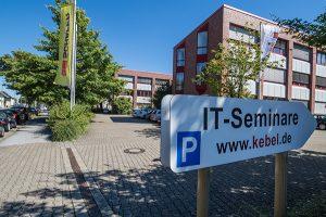 Außenbereich Seminarraum Dortmund