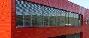 Unser Seminarraum Gebäude in Siegen